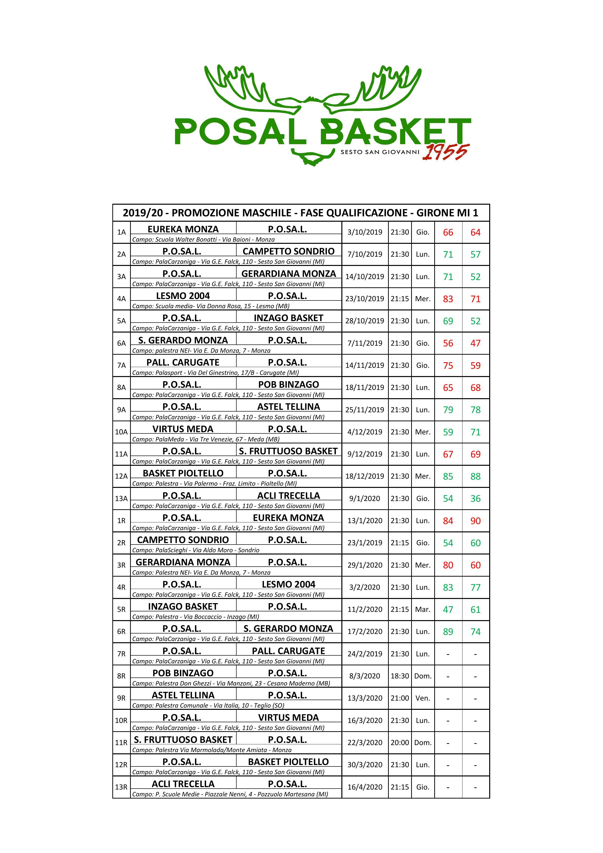 calendario-promozione-posal-junior-team-2019-2020