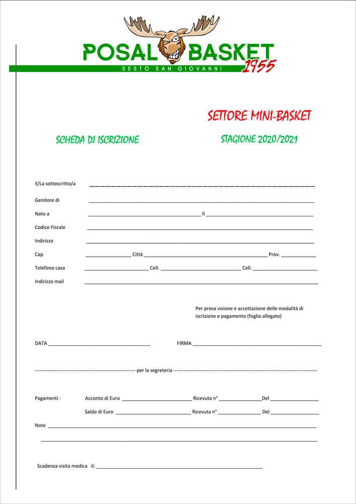 scheda-iscrizione-minibasket-posal-2019-2020