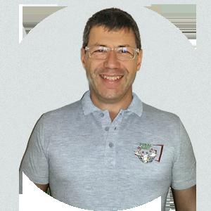 Marco Nava - Dirigente Accompagnatore