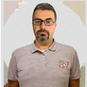 Vincenzo Roncone - Dirigente Accompagnatore