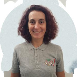 Anastasia Santalucia - Dirigente Accompagnatrice