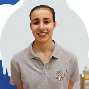 Francesca Gambarini - Seconda Assistente