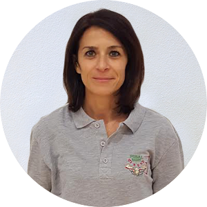 Paula Simone - Dirigente Accompagnatore